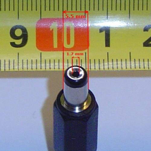 Upute za narudžbu zamjenskih AC adaptera - slika 4