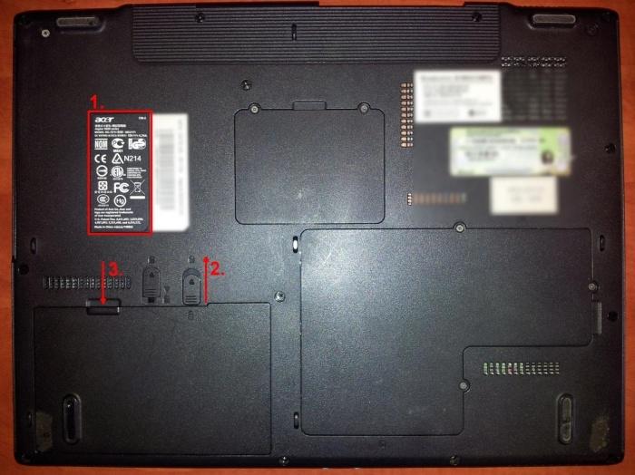 Upute za narudžbu zamjenskih baterija - slika 1